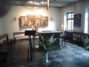 Kevelaer 2014 kapel