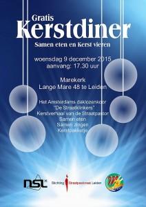 kerstdiner SSPL 2015
